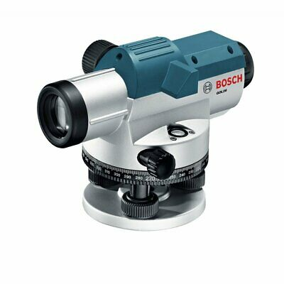 Bosch GOL26 26x 1/16-Inch Magnetic Dampening Automatic Lock-Out Optical Level