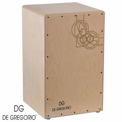 De Gregorio Calima Cajon All Birch Front Back and Sides