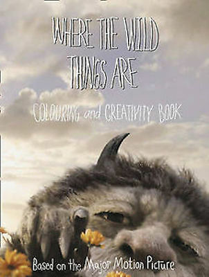 Where The Wild Things Are - Coloring and Creativity - Totalmente Nuevo