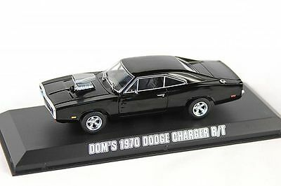 Dodge Charger R/t 1970 Dom Fast & Furious 1:43 Greenlight 86201 New