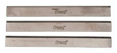 Freud C350 6-by-5/8-by-1/8-Inch Jointer Knives 3-Pack