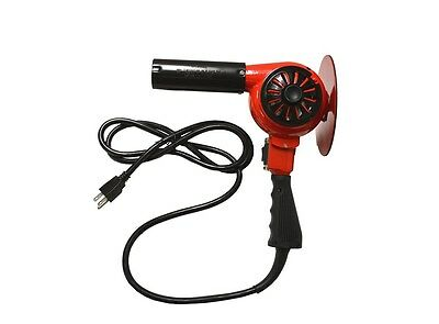 2000W Electric Heat Gun Industrial High Temperature Three Hot Cold Heavy Duty
