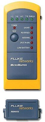 Fluke Networks MT-8200-49A Network Cable Tester