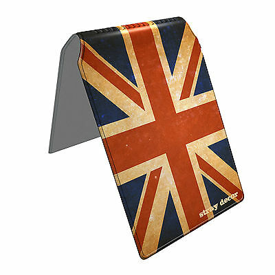 Stray Decor (Vintage Union Jack) Bus Pass/Credit/Travel/Oyster Card Holder