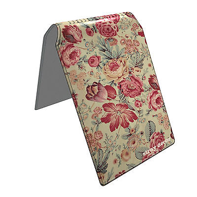 Stray Decor (Vintage Fabric Floral) Bus Pass/Credit/Travel/Oyster Card Holder