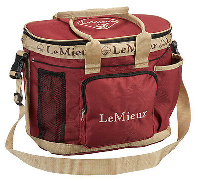 LEMIEUX 'THE GROOMS HANDYBAG' strong waterproof shoulder strap compartments