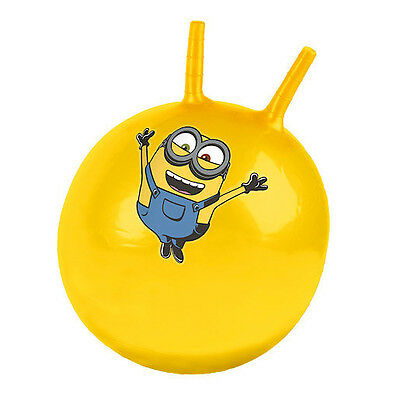 Despicable Me Minions Bob Space Hopper Bouncer & Jumper Hopping Fun 28-0135