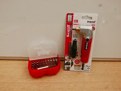 Trend Snappy 90* Angle Screwdriver Attachment Mark 2  Snap/asa/2