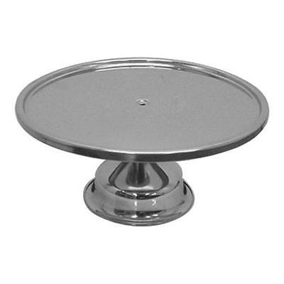 Thunder Group - SLCS001 - 13 in Stainless Steel Cake Stand