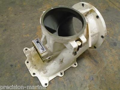04-1857-08 Suction Piece No. 4990, Jacuzzi Jet Pump 12YJ