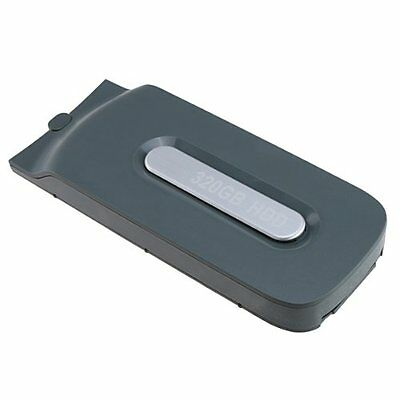 New 320GB External Hard Drive Disk HDD for Xbox 360 Console Video Game Gray