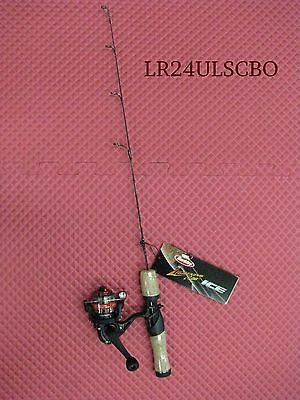 Berkley Lightning Rod Ice Fishing Combo CHOOSE MODEL!!