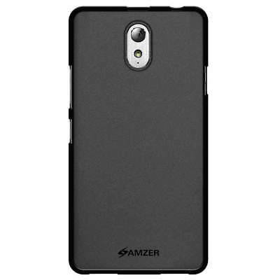 Amzer Pudding Matte Tpu Soft Skin Fit Back Case Cover For Lenovo Vibe P1M
