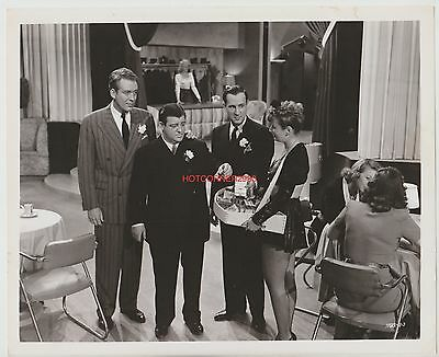 Abbott & Costello In The Navy 1941 Vintage 8X10 Photo With Dick Foran