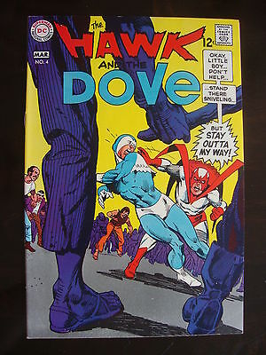 Hawk And The Dove #4 F/VF Stay Outta My Way
