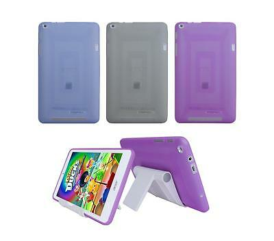 View Stand Holder + TPU Gel Skin Case Cover for Acer Iconia A1-860 Tablet