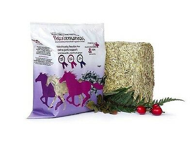 MUNCH FLEXIMUNCH half fibre low sugar snack horse pony treat joint support