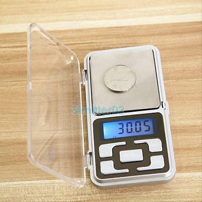 Portable Mini LCD Digital Scale Jewelry Pocket Balance Gram For Precise weight