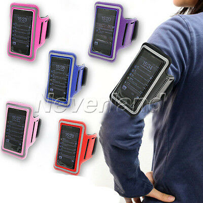Gym Outdoor Sport Running Jog Arm Strap Case Cover Holder for Apple iPhone 5S SE