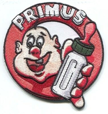 PRIMUS baby with bottle EMBROIDERED PATCH  iron/sew on **FREE SHIPPING** d 39031