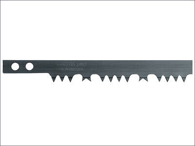 BAHCO HARD POINT GREEN WOOD WET CUT BOW SAW BLADE - Various Length Bowsaw Blades