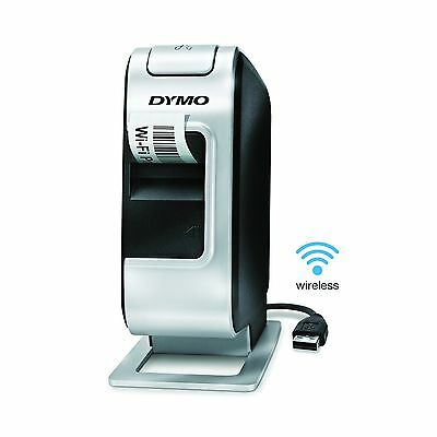 DYMO LabelManager Wireless PnP Thermal Label Maker Printer with WiFi