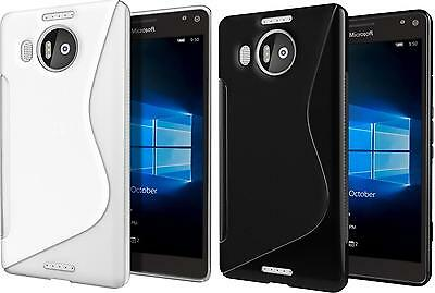 Microsoft Lumia 950 XL Etui Housse de protection Silicone TPU Gel