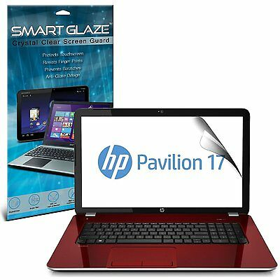 Smart Glaze Custom Made Laptop Screen Protector For HP Pavilion 17-f254na 17.3""