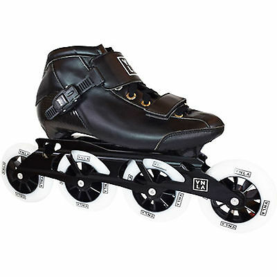 Vanilla X1 Beginner Inline Speed Skates Boys and Men Size 1-13