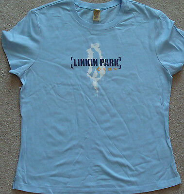 LINKIN PARK Tour Baby Doll T-Shirt L