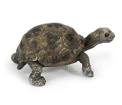 Schleich 14643 Giant Tortoise Young Animal Turtle Model Toy Figurine - NIP