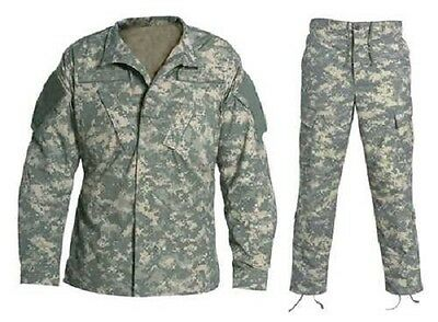 US ACU All Terrain Army AT Digital UCP Combat Tarnanzug Hose Jacke XXL XXLarge