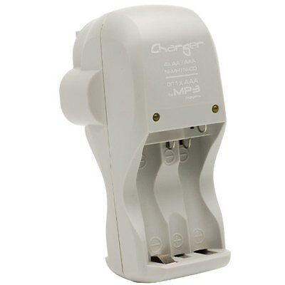 2-Power DBC9700B - Charger for AA / AAA NiMH Batteries