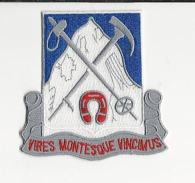 Us Army Patch - 87Th Infantry Regiment