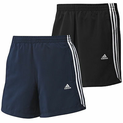 Adidas Mens Climalite Chelsea Shorts Gym /training /leisure Black Or Navy Size M