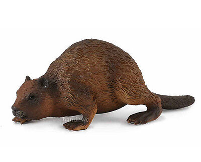 CollectA 88382 Beaver - Forest / Woodland Animal Replica NIP