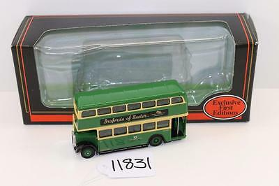 E.F.E OO 1:76 DD Bus Leyland PD2/12 Orion City of Exeter 20006 FNQHobbys 11831
