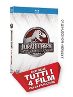 Jurassic Park Collection (4 Blu-Ray Disc)