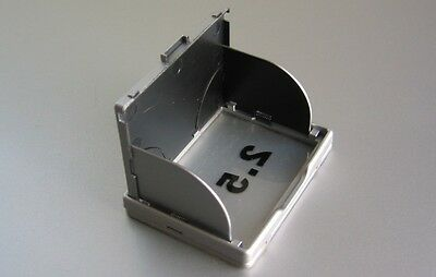 "Blendschutz für 2.5 Zoll Displays LCD Screen Hood 2.5"" for Nikon silver"