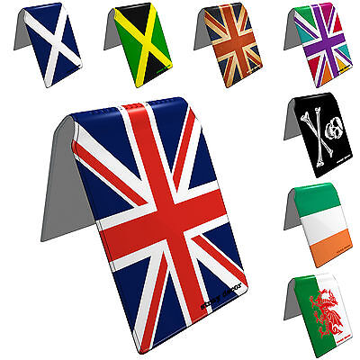 Stray Decor (Flag Designs) Bus Pass/Credit/Travel/Oyster Card Holders