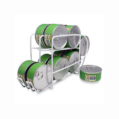 5.5 Oz Wire Can Storage and Dispensing Rack