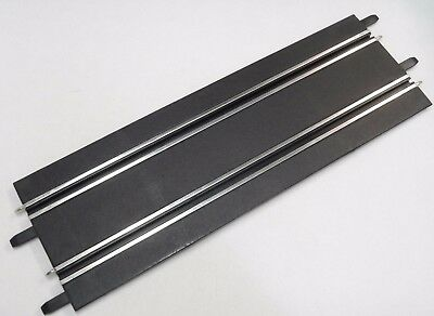 4 x New Carrera Go Track 340mm Long Straight. (4 Piece In Total) 61602 New