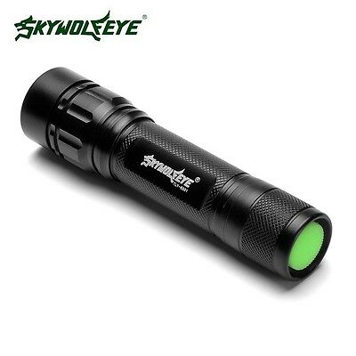 Focus 6000 Lumens 3 Modes CREE XML T6 LED 18650 Flashlight Torch Lamp Powerful