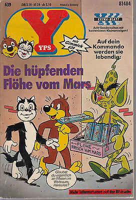 Yps Nr. 693, ohne Gimmick