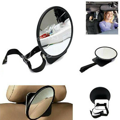 Adjustable Car Safety Easy View Back Seat Mirror Baby Rear Facing Care Child #P