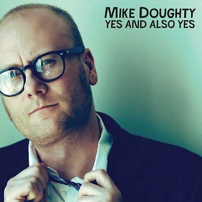 Yes & Also Yes On Vinyl Record By Mike Doughty Brand New Vinyl Record LP