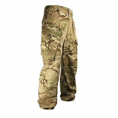 MTP Camouflage TROUSERS - British Army/Military - Genuine Issue - Grade 1
