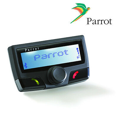 CK3100 Parrot Bluetooth LCD Handsfree Car Kit System For Mobile Phones