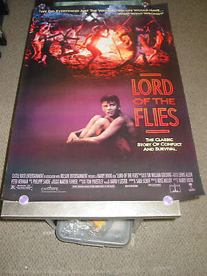 Lord Of The Flies /orig. U.s.  One Sheet Movie Poster (Balthazar Getty)