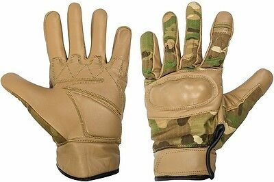 Highlander Pro Force Kevlar Duty Gloves HMTC Outdoor Military Security Police